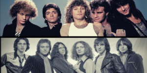 The Big Hits of Bon Jovi, Foreigner, Journey & Eagles @ Cactus Theater