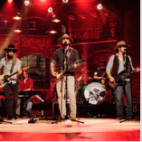 Scooter Brown Band- Southern Rock @ Cactus Theater