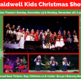 Caldwell Kids' Christmas Celebration @ Cactus Theater
