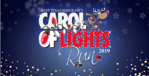 Carol of Lights Run @ Texas Tech University