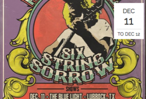 Read Southall's Six String Sorrow Tour @ Blue Light