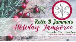 Kelle B Jammin' Holiday Jamboree @ Kelle B Jammin'