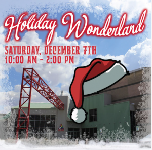 Holiday Wonderland @ Science Spectrum