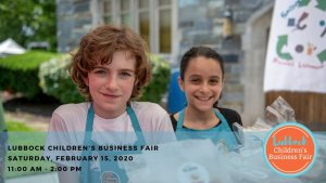 Lubbock Children's Business Fair @ Science Spectrum