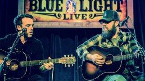SINGER/SONGWRITER NIGHTS W/ JERRY SERRANO @ The Blue Light