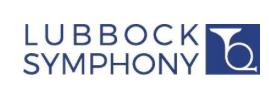 Lubbock Symphony Presents Grieg's Beloved Piano Concerto @ Lubbock Memorial Civic Center