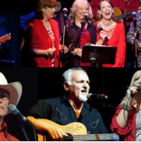 Sounds of West Texas- Classic & Popular Love Songs @ Cactus Theater