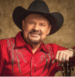 Moe Bandy- Classic Country Legend- Live in Concert @ Cactus Theater
