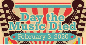 Day the Music Died 2020 @ Buddy Holly Center