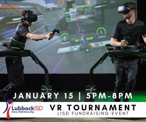 Virtual Reality Tournament at Adventure Park! @ Adventure Park