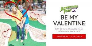 Be My Valentine @ Adventure Park